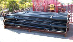 bundle-of-long-steel-arranged-evenly